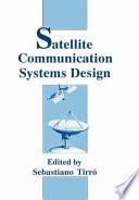 Satellite Communication Systems Design PDF
