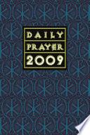 Daily Prayer 2009 Book
