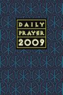 Daily Prayer 2009