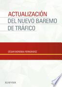 Actualizaci  n Nuevo Baremo de Tr  fico Book