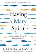 Having a Mary Spirit Pdf/ePub eBook