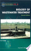 Biology Of Wastewater Treatment Book PDF