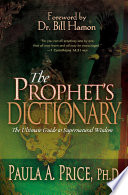 The Prophet's Dictionary