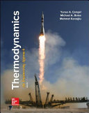 Loose Leaf For Thermodynamics An Engineering Approach Book PDF