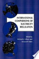 International Comparisons of Electricity Regulation