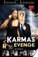Karma s Revenge  Total Box Set   A Cozy Mini Mystery Series Book