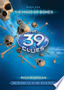 The 39 Clues Book 1  The Maze of Bones Book