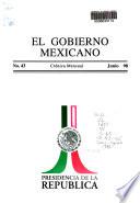 El Gobierno mexicano