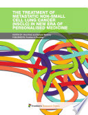 The Treatment of Metastatic Non small Cell Lung Cancer  NSCLC  in New Era of Personalised Medicine