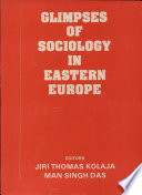 Glimpses Of Sociology In Eastern Europe