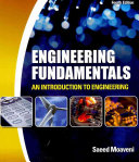 Engineering Fundamentals  An Introduction to Engineering Book