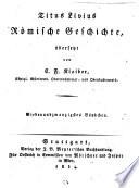 Römische Geschichte. 27 (1834)
