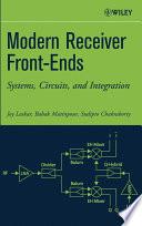 Modern Receiver Front Ends