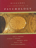 Cover of Hilgard's Introduction to Psychology
