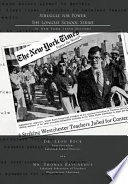 Struggle For Power The Longest School Strike