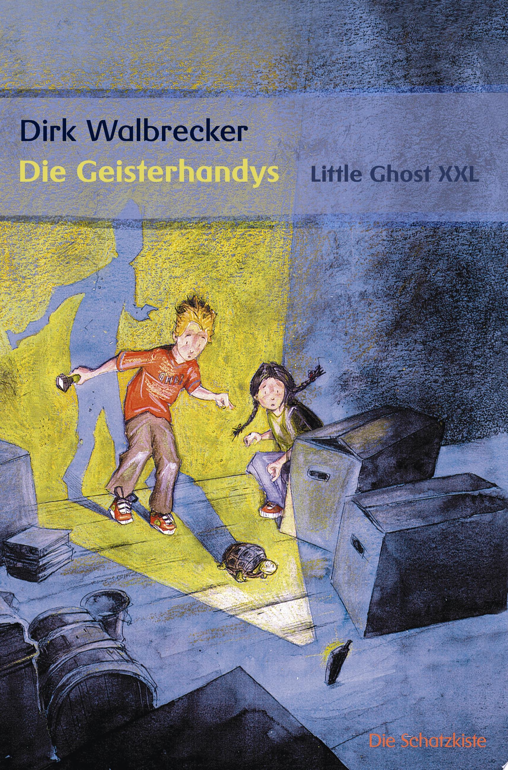 Die Geisterhandys   Little Ghost