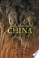 Early Medieval China Book