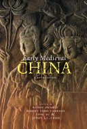 Pdf Early Medieval China