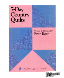 7 day Country Quilts