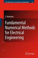 Fundamental Numerical Methods for Electrical Engineering [Pdf/ePub] eBook