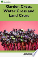 Garden Cress Water Cress And Land Cress Book PDF