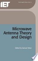 Books Google Microwave Antenna Theory