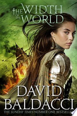 Book cover of 'The Width of the World' by David Baldacci