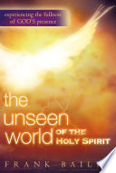 The Unseen World of the Holy Spirit Book