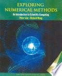 Exploring Numerical Methods Book