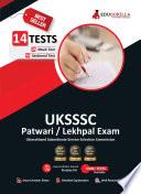 Uksssc Patwari Lekhpal Recruitment Exam Preparation Book 1100 Solved Questions By Edugorilla Prep Experts