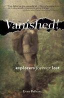 Vanished! [Pdf/ePub] eBook
