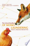 The Critical Handbook Of Money Laundering