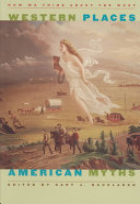 Western Places  American Myths