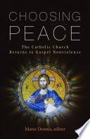 Choosing Peace Book