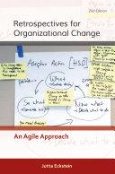 Pdf Retrospectives for Organizational Change Telecharger