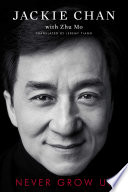 """Never Grow Up"" by Jackie Chan"