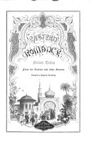 Eastern Romance  Select Tales from the Arabian and other sources