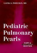Pediatric Pulmonary Pearls