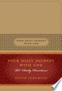 Your Daily Journey with God Book