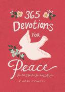 365 Devotions for Peace Pdf/ePub eBook