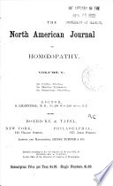 The North American Journal of Homeopathy Book PDF