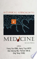 Clinical Approach To Medicine  A  2nd Edition
