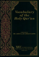 Vocabulary of the Holy Qur an
