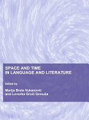 Space and Time in Language and Literature Pdf/ePub eBook