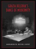 Grazia Deledda's Dance of Modernity Pdf/ePub eBook