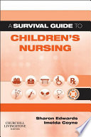 A Survival Guide To Children S Nursing E Book