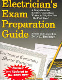 Electrician's Exam Preparation Guide