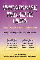 Dispensationalism, Israel and the Church [Pdf/ePub] eBook