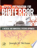 Hospital Preparation for Bioterror Book