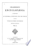 Chambers S Encyclop Dia Vit To Z Supplement And Index